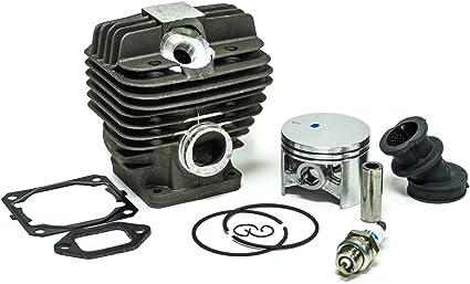 Cylinder piston Kit 52MM big bore Nikasil Fits Stihl chainsaw MS440 044