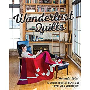 C&T Publishing STA-50594 Stash Books - Wanderlust Quilts