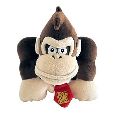 Amazon.com: Julia 9.4 inch Super Mario Bros peluche Sanei ...