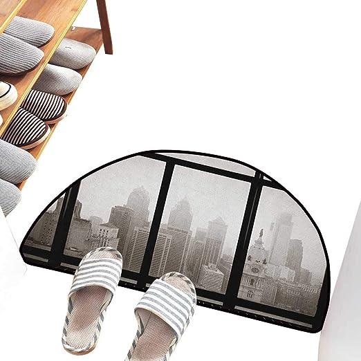 Axbkl Tapete Antideslizante para Puerta, diseño de Casas urbanas y ...