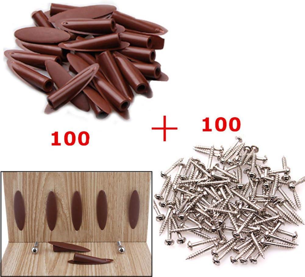 BESTEU Holzbearbeitungswerkzeug Taschenloch D/übel und Schrauben Holzd/übelvorrichtungssystem Holzbearbeitungsbohrwerkzeuge