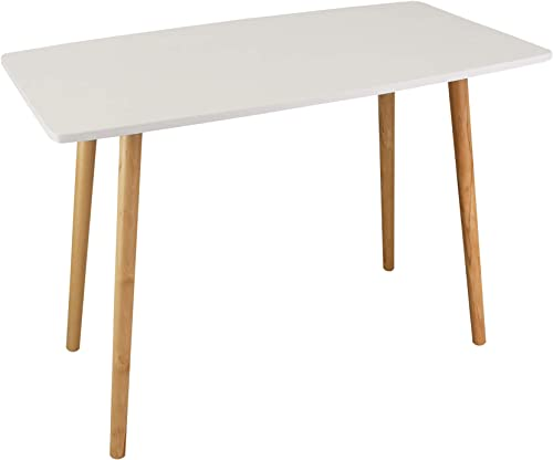 Casual Home Ezly Mid-Century Style Wooden Desk