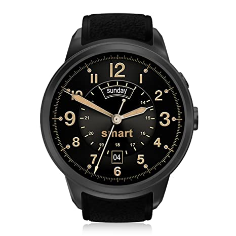 DIGGRO DI01 smart watch Android 5.0 MTK6580 1GB/16GB Nano SIM 3G ...