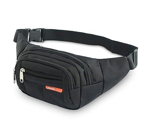 4fde1aebdf1 Amazon.com: Sima Palace Cashier Waist Bag Multi-Function Waterproof ...