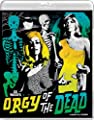 Orgy of the Dead [Ed Wood] [Blu-ray/DVD Combo] by Vinegar Syndrome