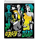 Orgy of the Dead [Ed Wood] [Blu-ray/DVD Combo]