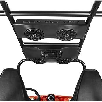 Kawasaki Mule Pro Fxt Speaker System