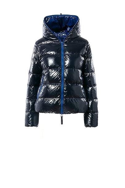 Abbigliamento 770 it Blu Navy Thia Piumino Duvetica Amazon Donna 8wTvnq