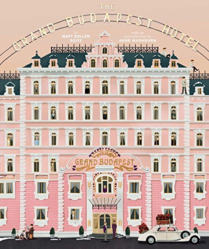 Tom Anderson Collection - The Wes Anderson Collection: The Grand Budapest Hotel