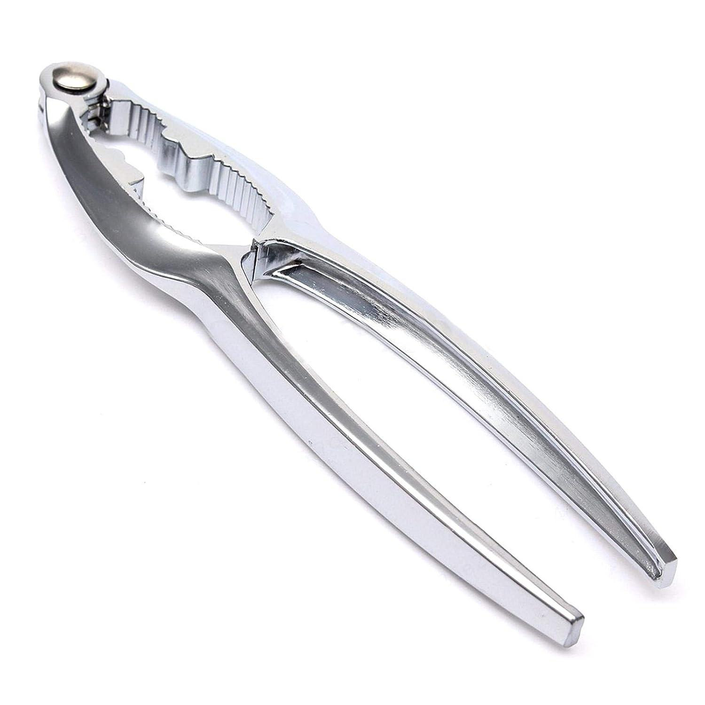 COMEYOU Rostfreier Nussknacker-Nuss-Werkzeug-Schalentier-Muschel-Hummer-Krabben-Haselnuss-Walnuss-Zange