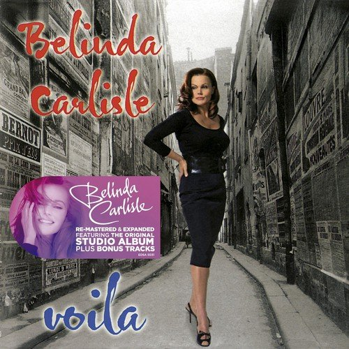 CD : Belinda Carlisle - Voila (United Kingdom - Import)