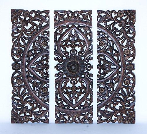 benzara-modern-wood-wall-panel-with-dark-finish-36-inch-set-of-3