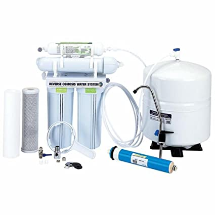 amazon com reverse osmosis water filter system home improvement