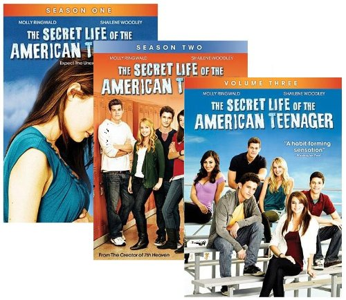 The Secret Life of the American Teenager: Volumes 1-3 (The Life Of The American Teenager Cast)