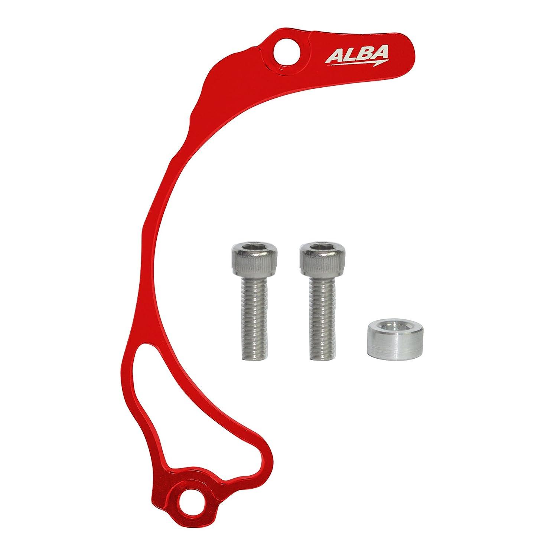 Honda TRX 400EX Case Saver Red (1999-2008) Alba Racing