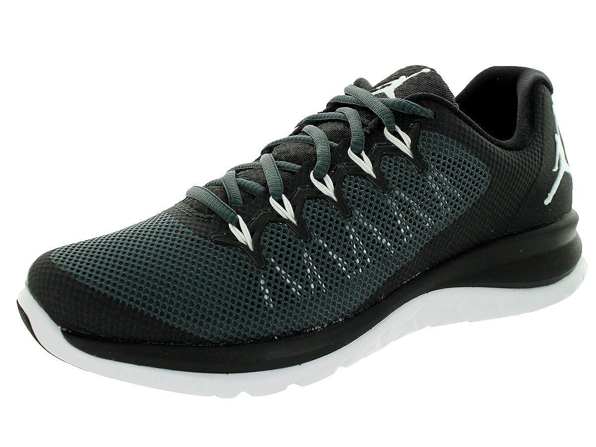 f0044f80a7d Nike Jordan Mens Jordan Flight Runner 2 Black White Anthracite Running Shoe  9 Men US  Buy Online at Low Prices in India - Amazon.in