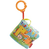 Fisher-Price Libro activity bebé, juguete colgante para bebé