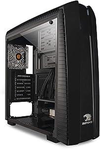 iBUYPOWER Tt Versa N27 Gaming Case - Black