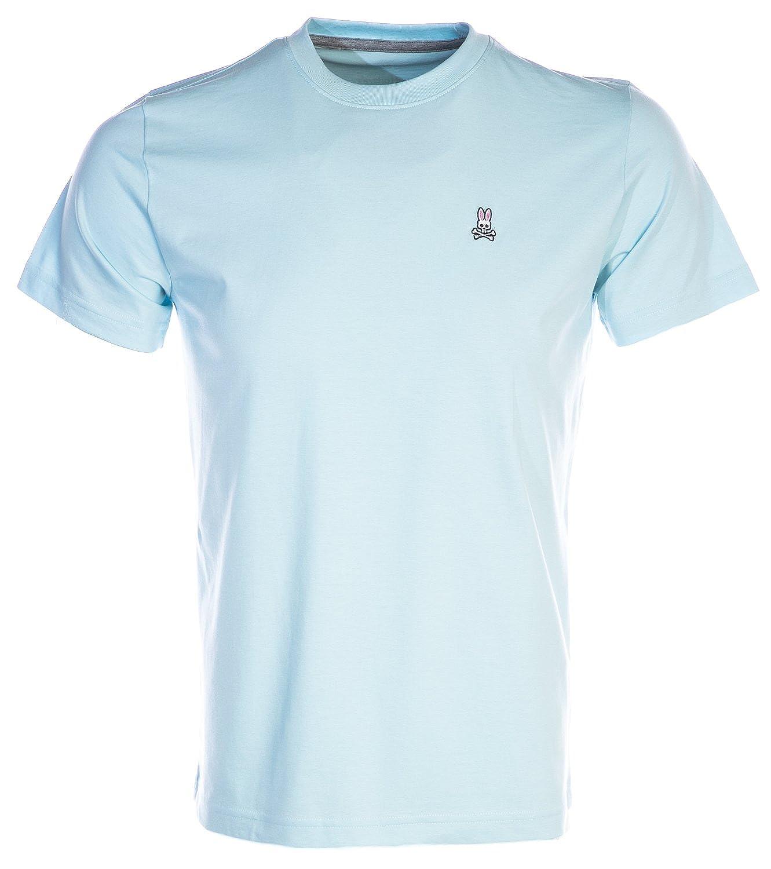 Psycho Bunny Classic Crew T Shirt in Mint