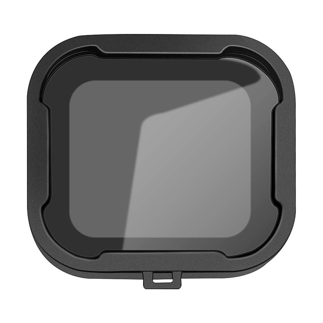 FILTRO de COLORES objetivo camara GoPro Hero 3 accesorios buceo lente playa mar