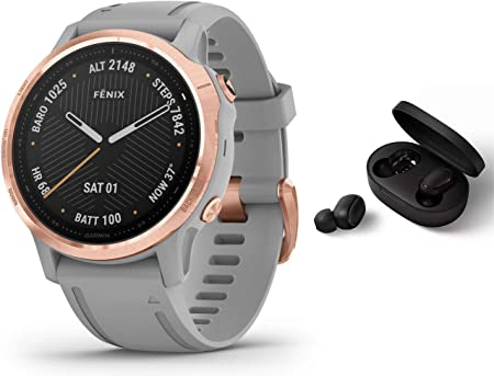 Garmin Fenix 6s Pro Saphir Sapphire Gps Multisportuhr Elektronik