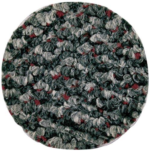 - M+A Matting 296 Grey Polypropylene WaterHog DiamondCord Mat, 8.4' Length x 3' Width
