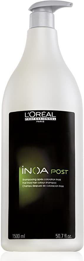 LOreal Inoa Post-Color Shampoo 50.7oz by LOreal Paris