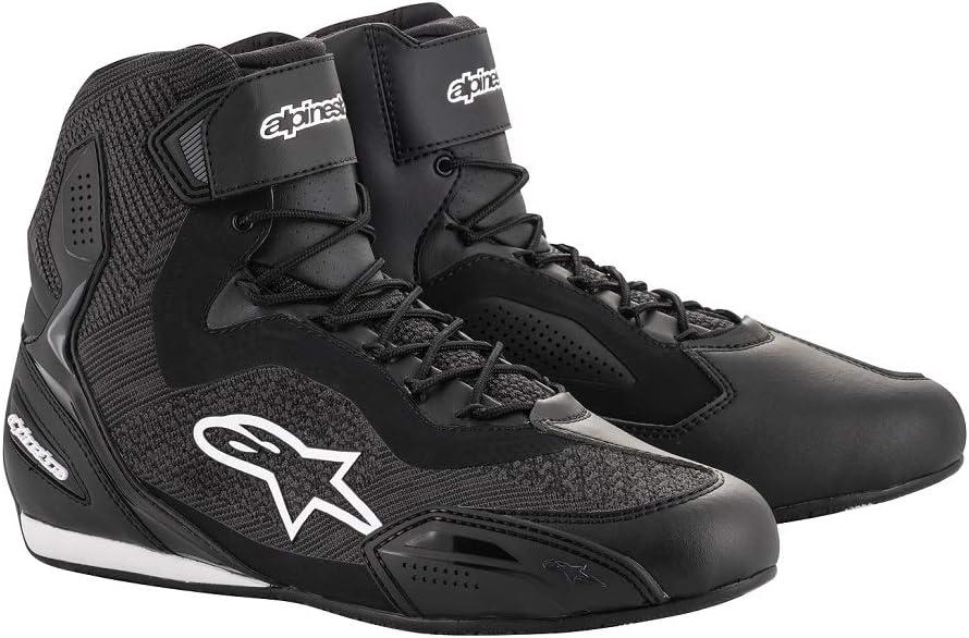 Stivali Moto Sektor Waterproof Shoe Black Alpinestars