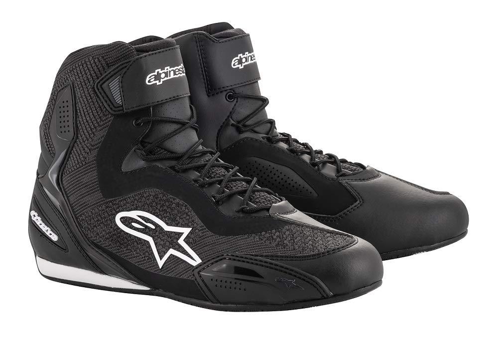 Alpinestars Faster-3 Rideknit Shoes (13, 10-Black)