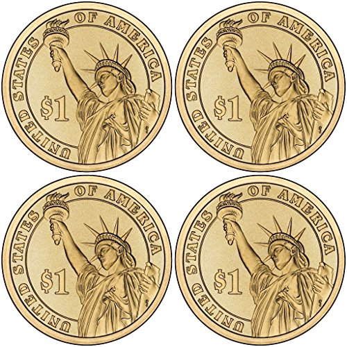 The 8 best presidential dollar coins