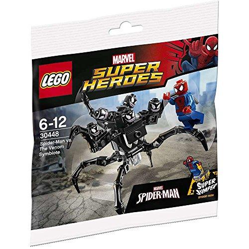 LEGO Spider Man Symbiote 30448 Bagged