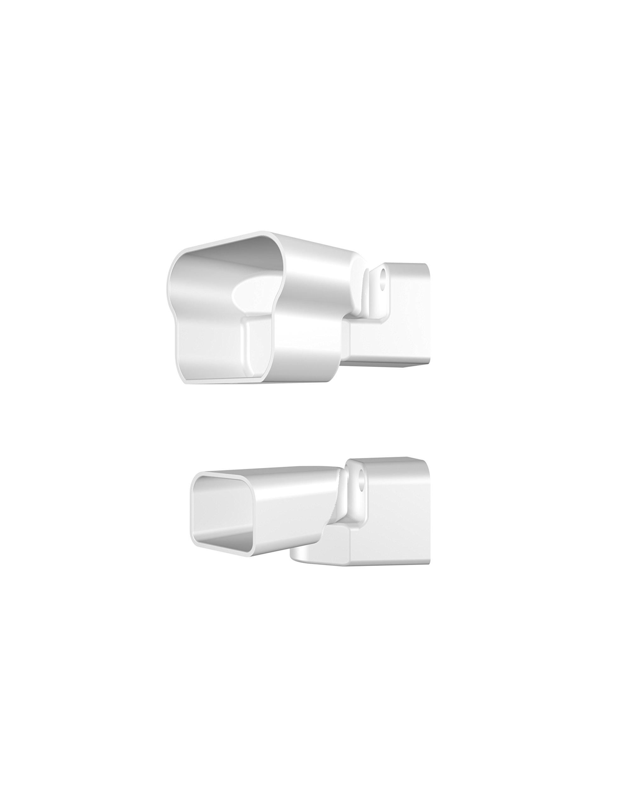 Ultimate Multi-Angle Bracket Kit - White Fine Textured
