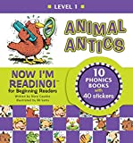 Now I'm Reading! Level 1: Animal Antics (NIR! Leveled Readers)