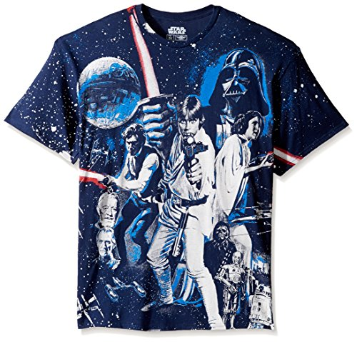 Star Wars Mens War T Shirt