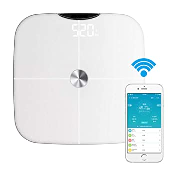 Amazon com : Love life Intelligent Body Fat Scale Bluetooth Fat