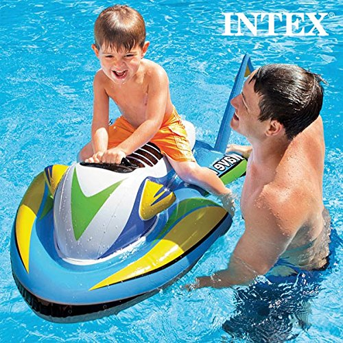 Moto Acuática Hinchable Intex: Amazon.es: Jardín