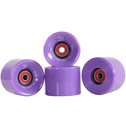 4 pieza Penny Skateboard ruedas Juego ruedas Repuesto de 60 mm 78 A Incluye ABEC9 Rodamientos