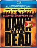 Dawn of the Dead - Unrated Director's Cut [Blu-ray + DVD + Digital Copy] (Bilingual)