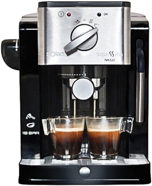sOlac Café Cafetera Espresso Cappuccino Latte Macchiato: Amazon.es ...