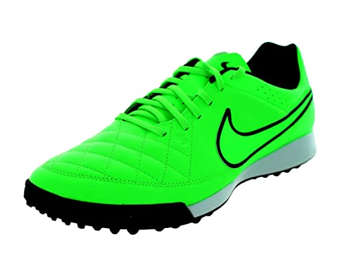 nike running outlet, Nike 631284 330 tiempo genio leather
