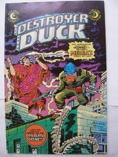 - DESTROYER DUCK #2 (DISLOCATED SPINE!!, VOL. 1)