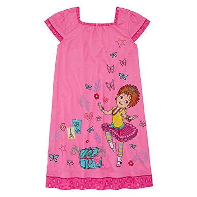8f60959a17f4 Amazon.com  Fancy Nancy Disney Nightgown for Toddler and Little ...