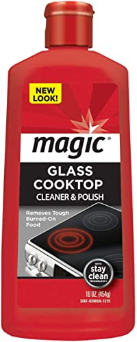 Magic Glass Cooktop Cleaner and Polish