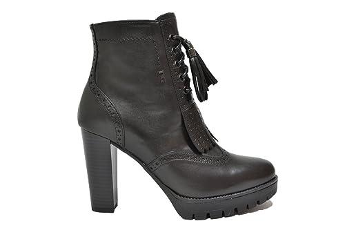 NERO GIARDINI Tronchetti scarpe donna nero 9940 mod. A719940D