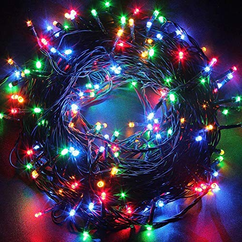 Top 10 led christmas tree lights indoor multicolor
