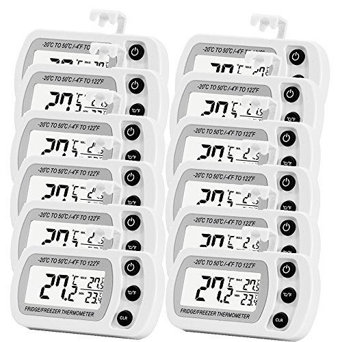 Digital Refrigerator Freezer Thermometer Function product image