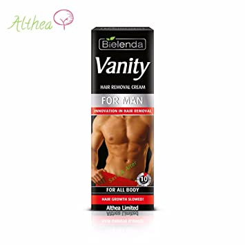 Vanity Men Hair Removal Cream For Men All Over The Body 10
