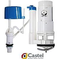 Castel Válvula de descarga y admisión para Wc Modelo Zeus/Venus