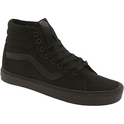 scarpe vans alte nere