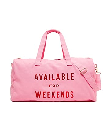 16216d2bad4 Amazon.com   ban.do Women s Getaway Duffle Bag (Available for Weekends)    Travel Duffels